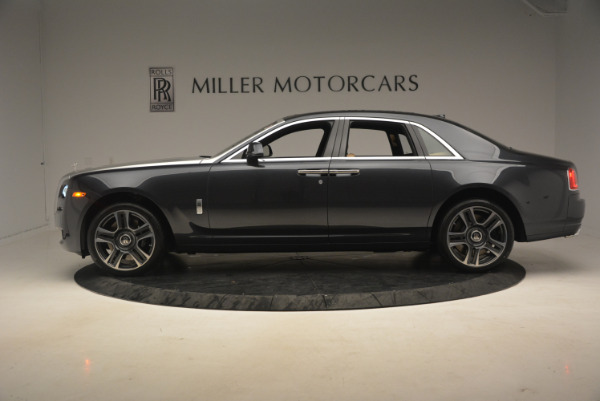 Used 2017 Rolls-Royce Ghost for sale Sold at Rolls-Royce Motor Cars Greenwich in Greenwich CT 06830 3