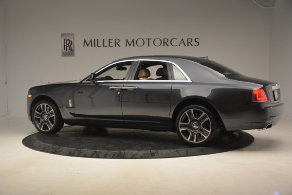Used 2017 Rolls-Royce Ghost for sale Sold at Rolls-Royce Motor Cars Greenwich in Greenwich CT 06830 4