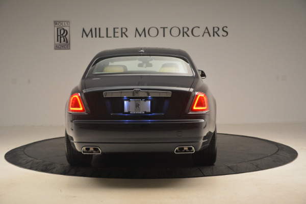 Used 2017 Rolls-Royce Ghost for sale Sold at Rolls-Royce Motor Cars Greenwich in Greenwich CT 06830 6