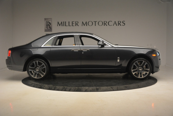 Used 2017 Rolls-Royce Ghost for sale Sold at Rolls-Royce Motor Cars Greenwich in Greenwich CT 06830 9