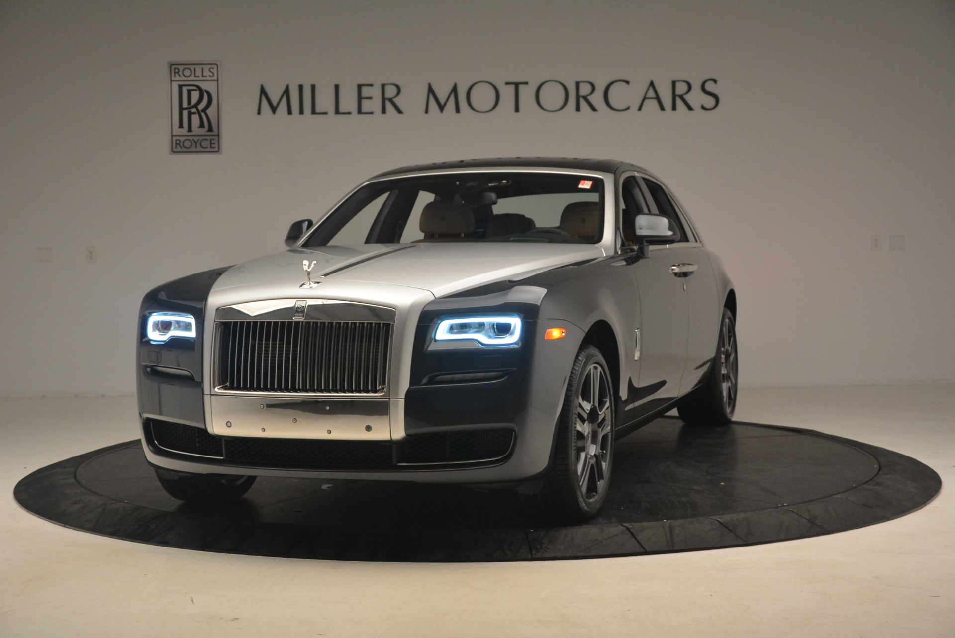 Used 2017 Rolls-Royce Ghost for sale Sold at Rolls-Royce Motor Cars Greenwich in Greenwich CT 06830 1