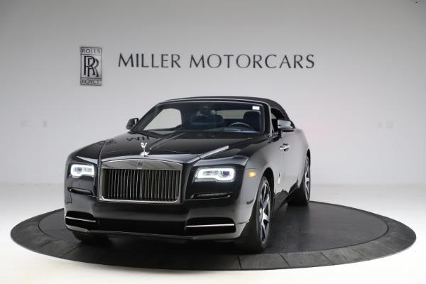 Used 2017 Rolls-Royce Dawn for sale $229,900 at Rolls-Royce Motor Cars Greenwich in Greenwich CT 06830 15