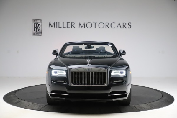 Used 2017 Rolls-Royce Dawn for sale $229,900 at Rolls-Royce Motor Cars Greenwich in Greenwich CT 06830 2