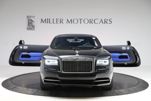 Used 2017 Rolls-Royce Dawn for sale $229,900 at Rolls-Royce Motor Cars Greenwich in Greenwich CT 06830 26