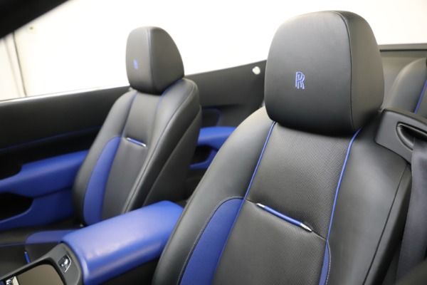 Used 2017 Rolls-Royce Dawn for sale $229,900 at Rolls-Royce Motor Cars Greenwich in Greenwich CT 06830 27