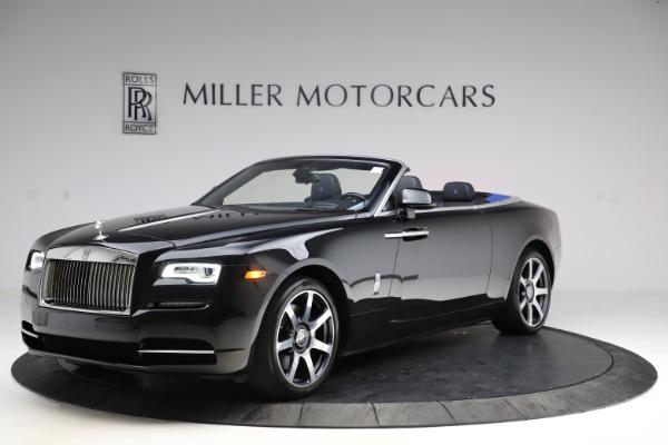 Used 2017 Rolls-Royce Dawn for sale $229,900 at Rolls-Royce Motor Cars Greenwich in Greenwich CT 06830 3