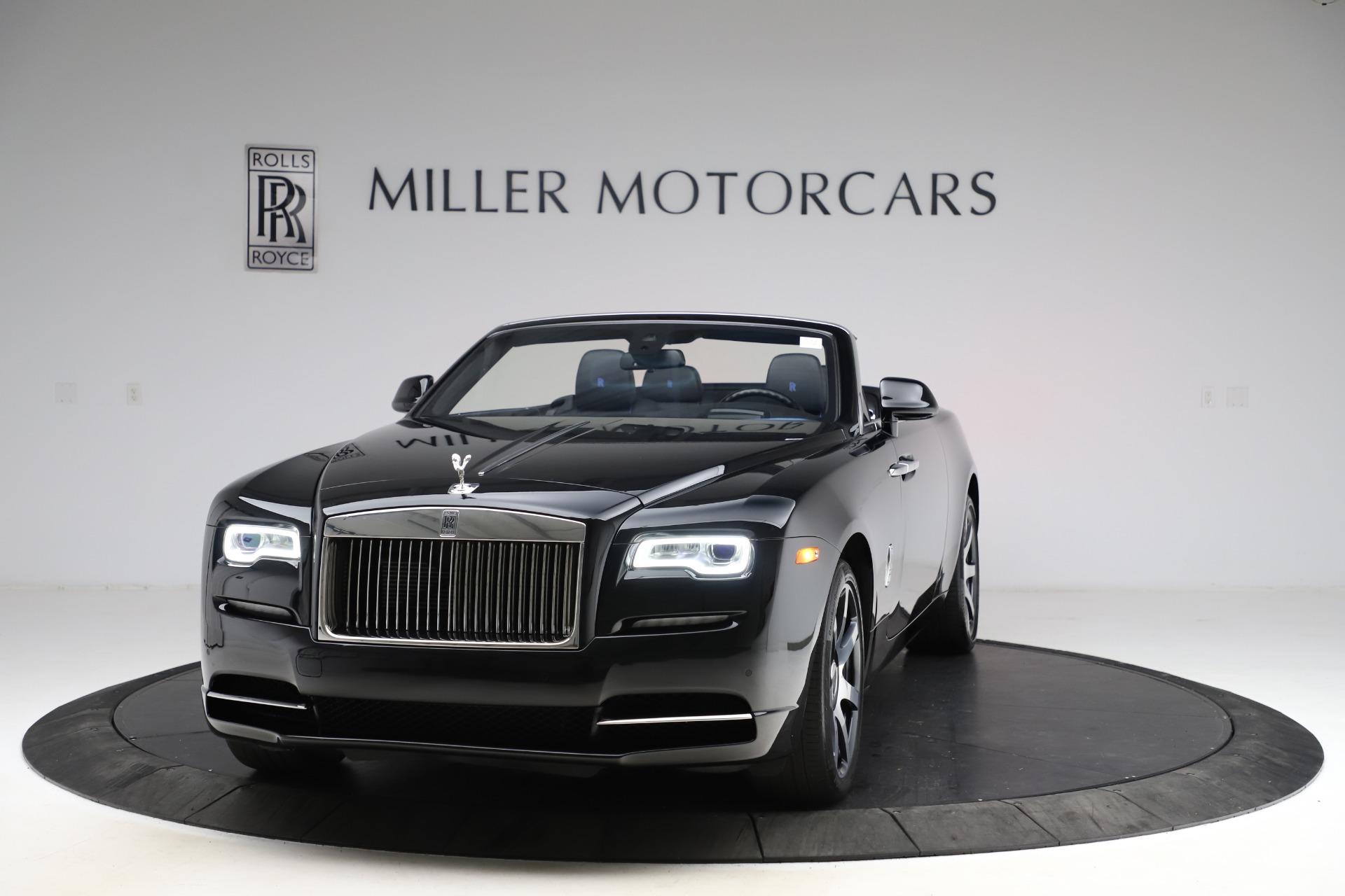 Used 2017 Rolls-Royce Dawn for sale $229,900 at Rolls-Royce Motor Cars Greenwich in Greenwich CT 06830 1
