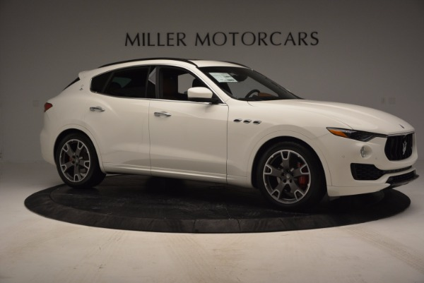Used 2017 Maserati Levante Q4 for sale Sold at Rolls-Royce Motor Cars Greenwich in Greenwich CT 06830 10