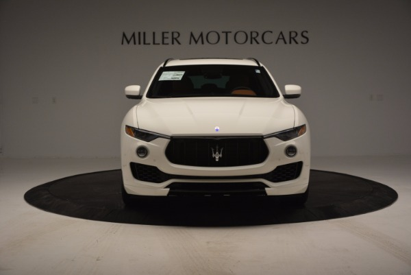 Used 2017 Maserati Levante Q4 for sale Sold at Rolls-Royce Motor Cars Greenwich in Greenwich CT 06830 12