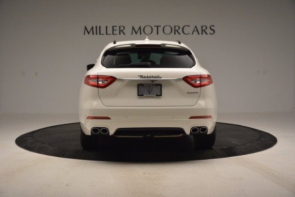 Used 2017 Maserati Levante Q4 for sale Sold at Rolls-Royce Motor Cars Greenwich in Greenwich CT 06830 6