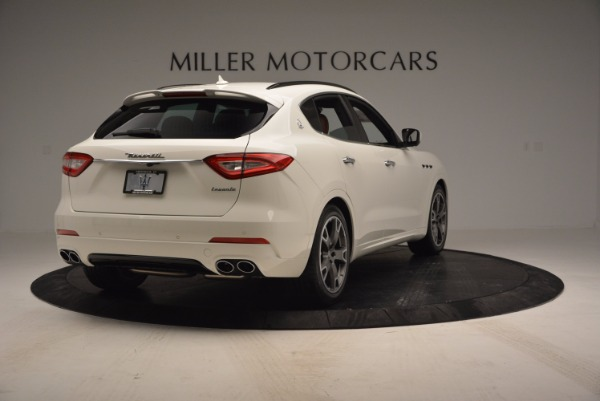 Used 2017 Maserati Levante Q4 for sale Sold at Rolls-Royce Motor Cars Greenwich in Greenwich CT 06830 7