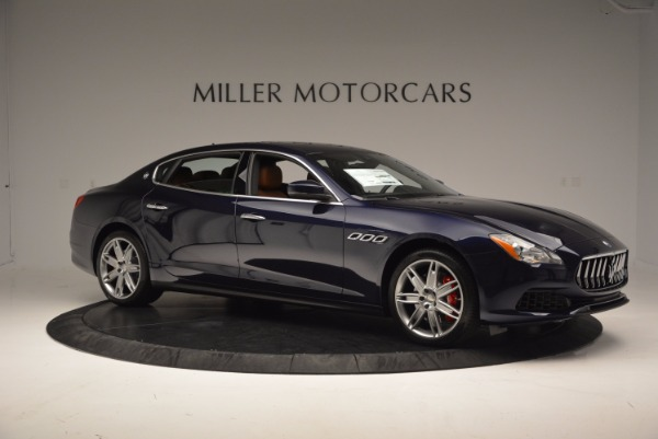 New 2017 Maserati Quattroporte S Q4 for sale Sold at Rolls-Royce Motor Cars Greenwich in Greenwich CT 06830 10