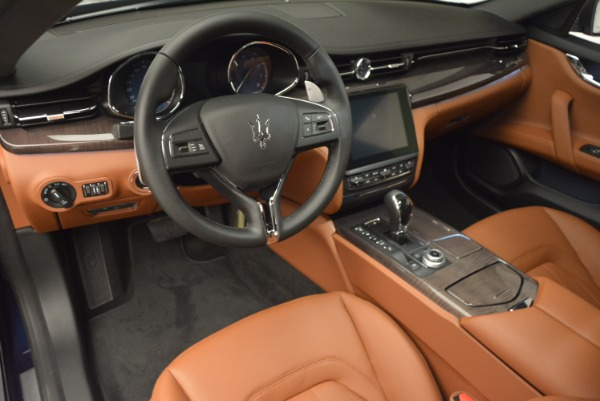 New 2017 Maserati Quattroporte S Q4 for sale Sold at Rolls-Royce Motor Cars Greenwich in Greenwich CT 06830 15