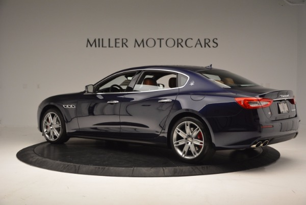 New 2017 Maserati Quattroporte S Q4 for sale Sold at Rolls-Royce Motor Cars Greenwich in Greenwich CT 06830 4