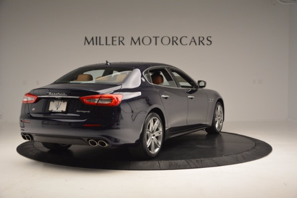 New 2017 Maserati Quattroporte S Q4 for sale Sold at Rolls-Royce Motor Cars Greenwich in Greenwich CT 06830 7