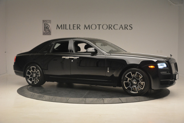 New 2017 Rolls-Royce Ghost Black Badge for sale Sold at Rolls-Royce Motor Cars Greenwich in Greenwich CT 06830 13