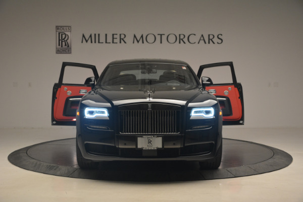 New 2017 Rolls-Royce Ghost Black Badge for sale Sold at Rolls-Royce Motor Cars Greenwich in Greenwich CT 06830 16