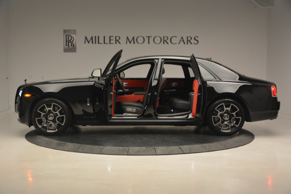 New 2017 Rolls-Royce Ghost Black Badge for sale Sold at Rolls-Royce Motor Cars Greenwich in Greenwich CT 06830 4