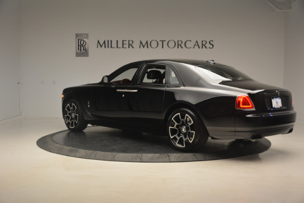 New 2017 Rolls-Royce Ghost Black Badge for sale Sold at Rolls-Royce Motor Cars Greenwich in Greenwich CT 06830 7