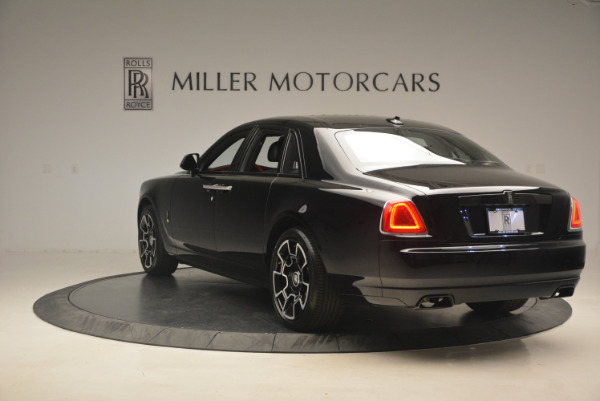 New 2017 Rolls-Royce Ghost Black Badge for sale Sold at Rolls-Royce Motor Cars Greenwich in Greenwich CT 06830 8