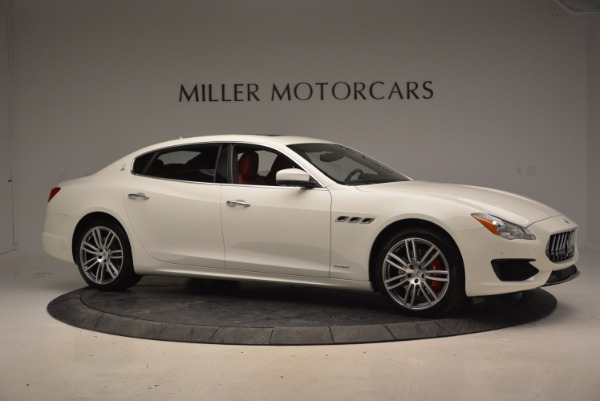 New 2017 Maserati Quattroporte S Q4 GranSport for sale Sold at Rolls-Royce Motor Cars Greenwich in Greenwich CT 06830 10