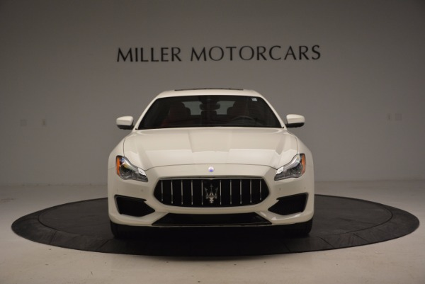 New 2017 Maserati Quattroporte S Q4 GranSport for sale Sold at Rolls-Royce Motor Cars Greenwich in Greenwich CT 06830 12