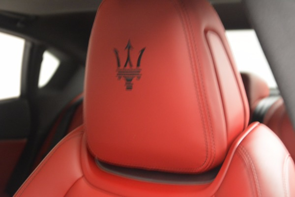 New 2017 Maserati Quattroporte S Q4 GranSport for sale Sold at Rolls-Royce Motor Cars Greenwich in Greenwich CT 06830 16