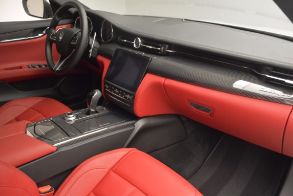 New 2017 Maserati Quattroporte S Q4 GranSport for sale Sold at Rolls-Royce Motor Cars Greenwich in Greenwich CT 06830 24