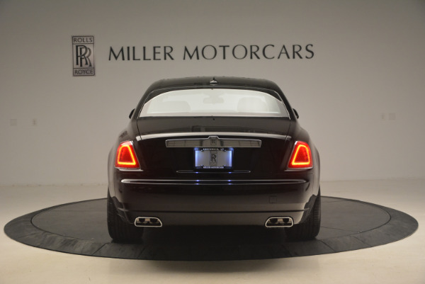 New 2017 Rolls-Royce Ghost for sale Sold at Rolls-Royce Motor Cars Greenwich in Greenwich CT 06830 6