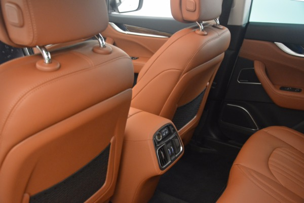 New 2017 Maserati Levante S Q4 for sale Sold at Rolls-Royce Motor Cars Greenwich in Greenwich CT 06830 16