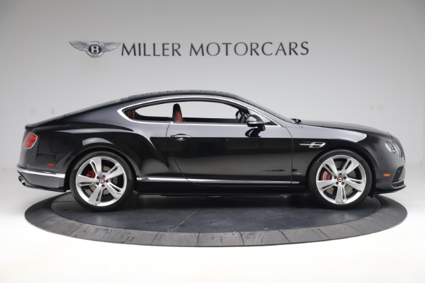 Used 2017 Bentley Continental GT V8 S for sale $149,900 at Rolls-Royce Motor Cars Greenwich in Greenwich CT 06830 10