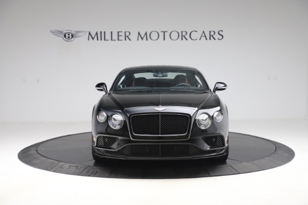 Used 2017 Bentley Continental GT V8 S for sale $149,900 at Rolls-Royce Motor Cars Greenwich in Greenwich CT 06830 2