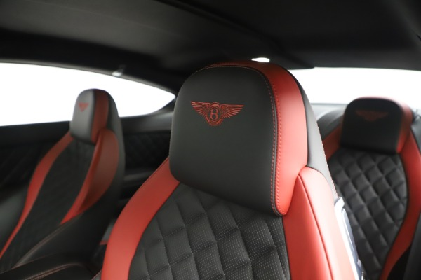 Used 2017 Bentley Continental GT V8 S for sale $149,900 at Rolls-Royce Motor Cars Greenwich in Greenwich CT 06830 21