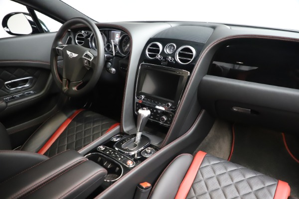 Used 2017 Bentley Continental GT V8 S for sale $149,900 at Rolls-Royce Motor Cars Greenwich in Greenwich CT 06830 27