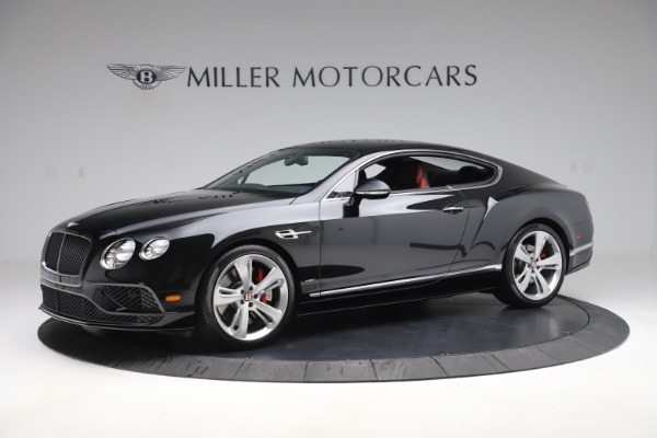 Used 2017 Bentley Continental GT V8 S for sale $149,900 at Rolls-Royce Motor Cars Greenwich in Greenwich CT 06830 3