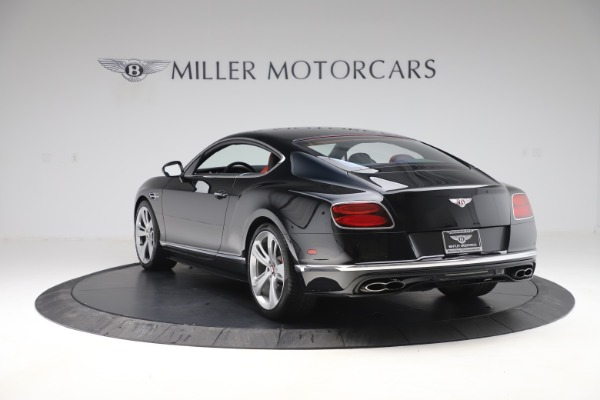 Used 2017 Bentley Continental GT V8 S for sale $149,900 at Rolls-Royce Motor Cars Greenwich in Greenwich CT 06830 6
