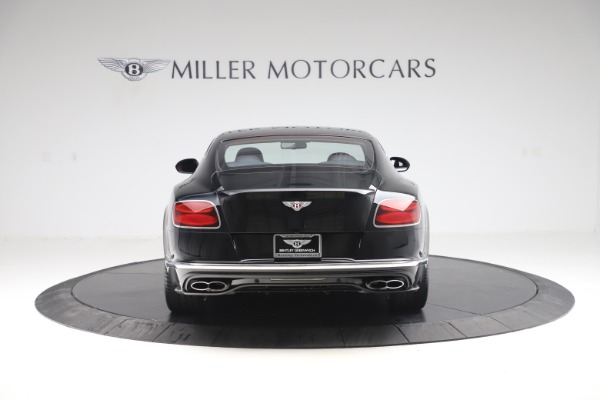 Used 2017 Bentley Continental GT V8 S for sale $149,900 at Rolls-Royce Motor Cars Greenwich in Greenwich CT 06830 7