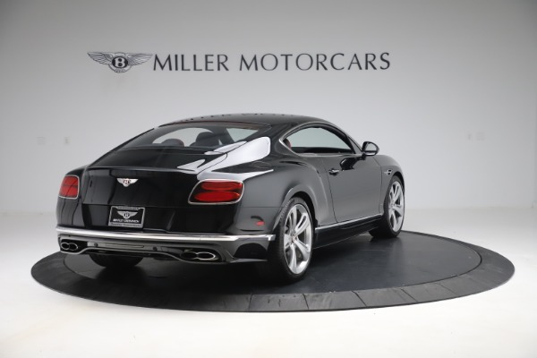 Used 2017 Bentley Continental GT V8 S for sale $149,900 at Rolls-Royce Motor Cars Greenwich in Greenwich CT 06830 8