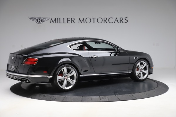 Used 2017 Bentley Continental GT V8 S for sale $149,900 at Rolls-Royce Motor Cars Greenwich in Greenwich CT 06830 9