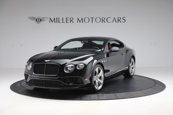 Used 2017 Bentley Continental GT V8 S for sale Sold at Rolls-Royce Motor Cars Greenwich in Greenwich CT 06830 1