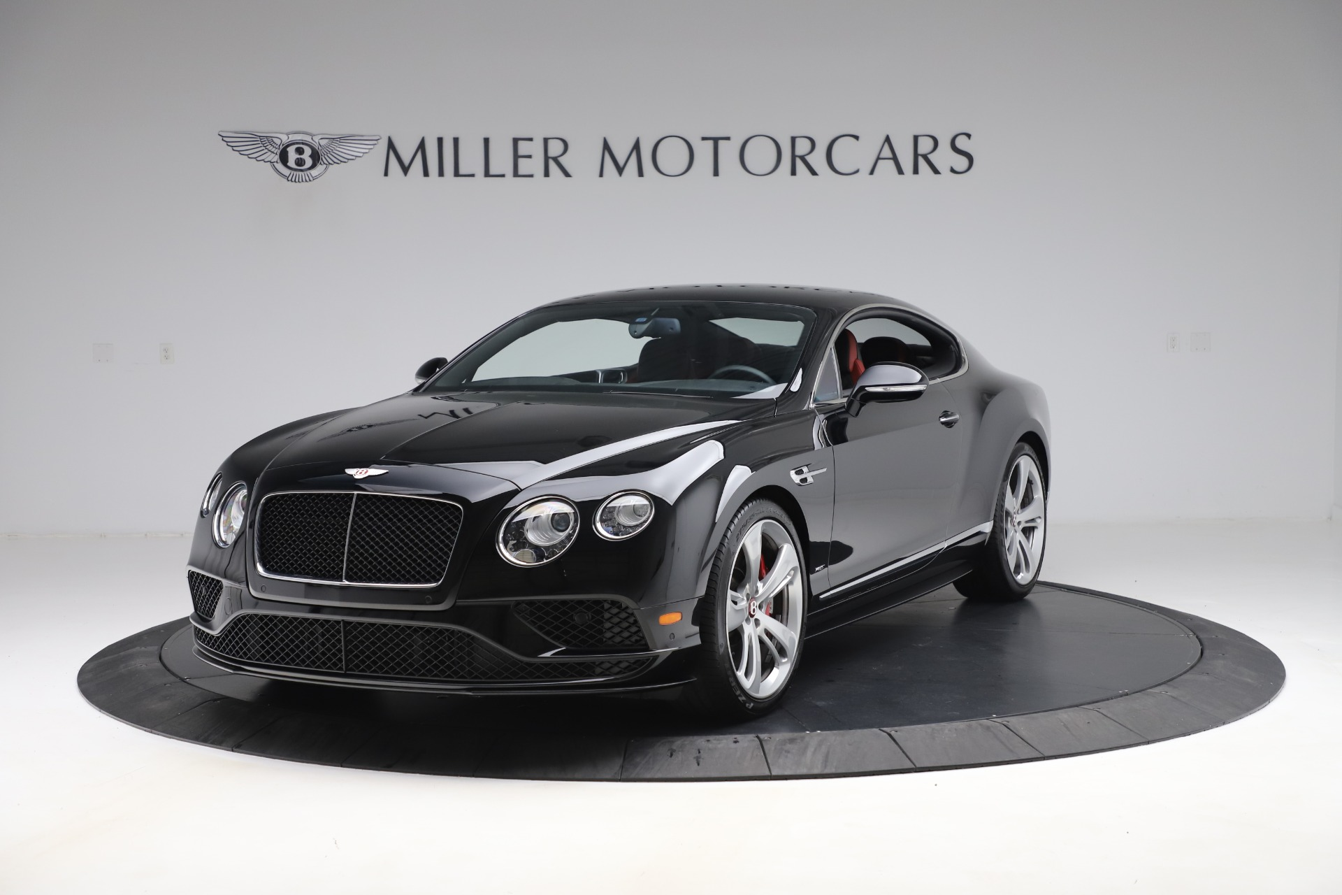 Used 2017 Bentley Continental GT V8 S for sale $149,900 at Rolls-Royce Motor Cars Greenwich in Greenwich CT 06830 1