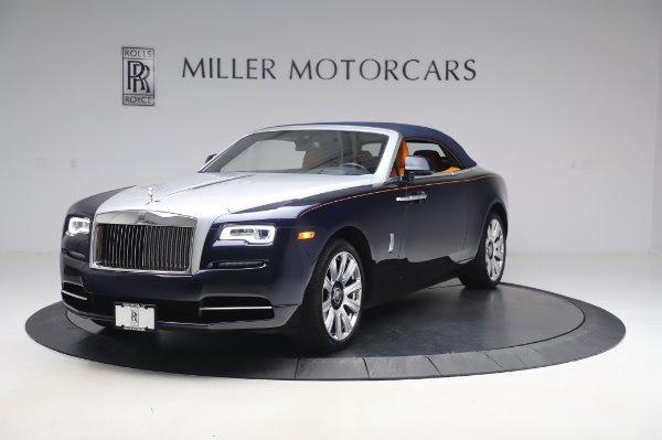 New 2017 Rolls-Royce Dawn for sale Sold at Rolls-Royce Motor Cars Greenwich in Greenwich CT 06830 12