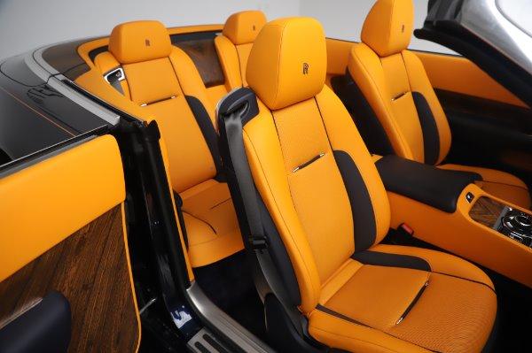 New 2017 Rolls-Royce Dawn for sale Sold at Rolls-Royce Motor Cars Greenwich in Greenwich CT 06830 22