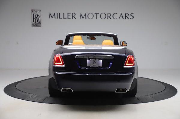 New 2017 Rolls-Royce Dawn for sale Sold at Rolls-Royce Motor Cars Greenwich in Greenwich CT 06830 6