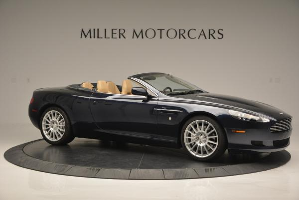 Used 2007 Aston Martin DB9 Volante for sale Sold at Rolls-Royce Motor Cars Greenwich in Greenwich CT 06830 10