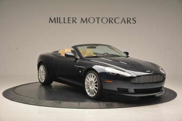 Used 2007 Aston Martin DB9 Volante for sale Sold at Rolls-Royce Motor Cars Greenwich in Greenwich CT 06830 11