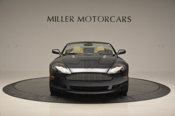 Used 2007 Aston Martin DB9 Volante for sale Sold at Rolls-Royce Motor Cars Greenwich in Greenwich CT 06830 12