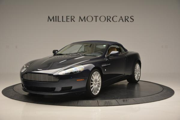 Used 2007 Aston Martin DB9 Volante for sale Sold at Rolls-Royce Motor Cars Greenwich in Greenwich CT 06830 13
