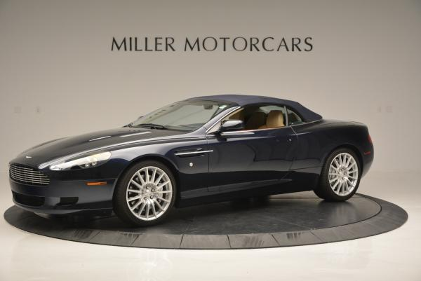 Used 2007 Aston Martin DB9 Volante for sale Sold at Rolls-Royce Motor Cars Greenwich in Greenwich CT 06830 14