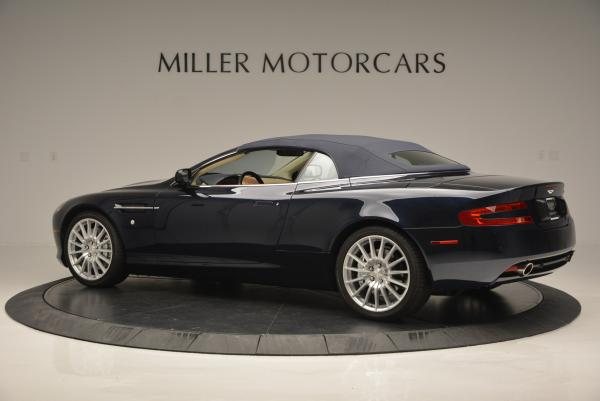 Used 2007 Aston Martin DB9 Volante for sale Sold at Rolls-Royce Motor Cars Greenwich in Greenwich CT 06830 16